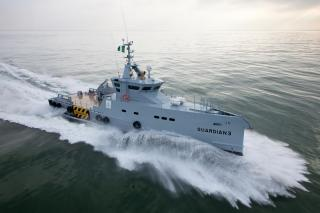 Damen Wins Construction Deal From Nigeria's Homeland For Additional FCS 3307 Patrol Vessel