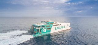 Baleària Caribbean links Fort Lauderdale and Bimini with a high-speed ferry