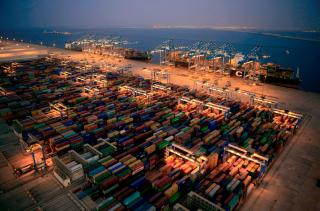 Abu Dhabi Ports signs an agreement with the China Council for the Promotion of International Trade