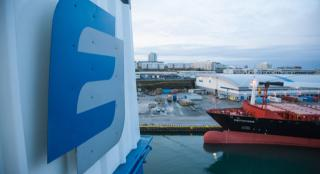Eimskip offers to build and operate the new Westman Islands car and passenger ferry