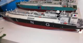 Samsung Heavy to Build Two LNG Carriers for Celsius Tankers