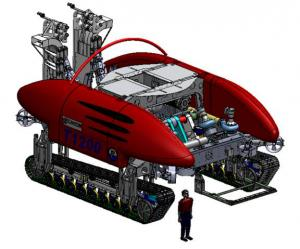 Helix T1200 - the Subsea Beast