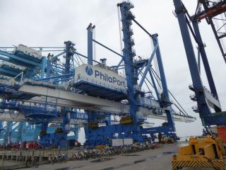 PhilaPort Prepares for Further Growth: Bigger Ships, Expanded Cargoes, New Cranes, More Jobs