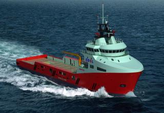 40 Wärtsilä 20DF engines will power China's first fleet of LNG fuelled PSVs