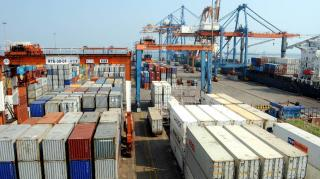 Bangladeshi man found locked in container at Vizag port