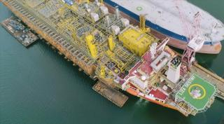 Liza Destiny - Guyana's first FPSO named in Singapore (Video)