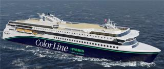 The Color Line Vessel To be Built At Ulstein Verft Among Next Generation Ship Award Nominees
