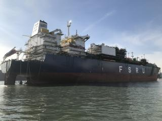 Wilhelmsen Ship Management selected as the manager for Pardus Energy's FSRU