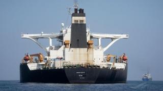 Update: Iranian tanker Adryan Darya 1 Sails to Undeclared Destination Amid Cargo Scrutiny