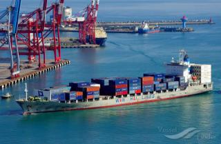 Wan Hai books eight new boxships at Naikai Zosen