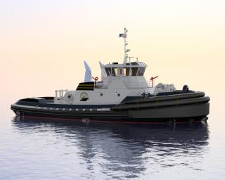 Jensen Maritime Designs New Tractor Tug Meeting Tier IV Emissions Standards