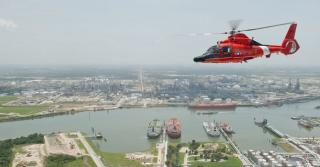 US Coast Guard medevacs mariner from 964-foot tanker near Sabine, Texas
