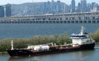 McKeil Marine Acquires New Vessel with Indy Ties
