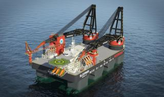 TMC awarded contract by Sembcorp Marine to supply compressed air systems to the new build Heerema Sleipnir crane vessel