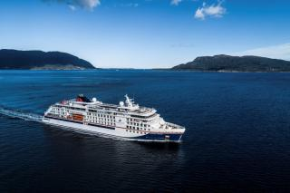 VARD delivers luxury expedition cruise ship Hanseatic Inspiration