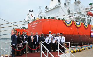 Tristar takes delivery of first of 6 brand new MR tankers from Hyundai