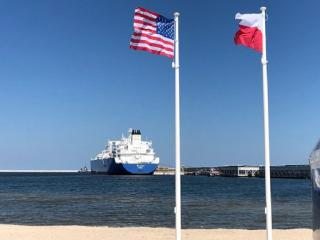 First cargo of US LNG under long-term agreement between PGNiG and Cheniere arrives in Poland
