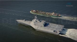 VIDEO: Austal's Independence variant Littoral Combat Ship (LCS)