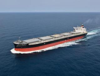 NYK Bulkship takes delivery of new coal carrier