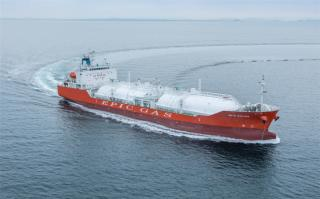 Epic Gas Takes Delivery Of 11,000Cbm Newbuilding - Epic Salina