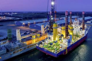 SAL Heavy Lift repeats success by signing Horns REV 3 shipments
