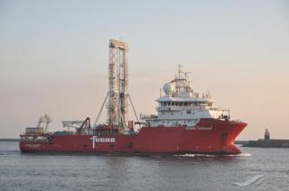 Fugro Returns to China for gas hydrate research project in further GMGS contract