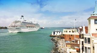 Cruise Passengers Could Triple In Portsmouth As Multi-Million Pound Extension Gets Underway