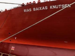 Knutsen names LNG carrier newbuild at Hyundai Heavy Industries