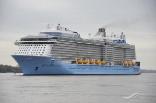 Cathelco supply systems for new generation of cruise ships