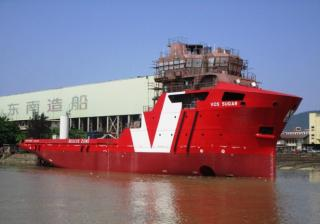 Vroon Announces Launching Of Subsea-Support Unit