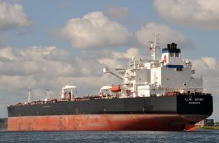 Greek aframax tanker attacked by pirates in Singapore Strait