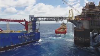 Video: Optimizing gangway uptime - How Aquarius Brasil uses ABB Marine software