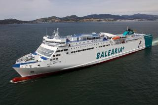 Spain's first LNG engine for passenger ships launched