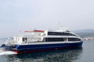 Damen continues growth in South Korean ferry market