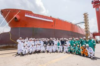 MISC Berhad Hosts Commencement Ceremony for FSO Benchamas 2 Project