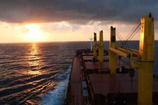 Crewman Falls Overboard from Bulker off Taiwan