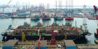Keppel receives final approval for the conversion of Gimi FLNG project