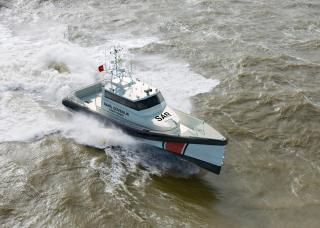 Six Search and Rescue boats from Damen Shipyards Antalya