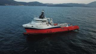 Havyard Design's sixth vessel for Grupo CBO is now in operation