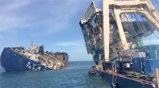 Video: SMIT Salvage – Wreck Removal of Container Ship