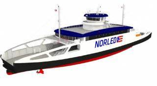 Sembcorp Marine awarded contract by Norled AS for design-and-construction of three identical plug-in RoPax ferries