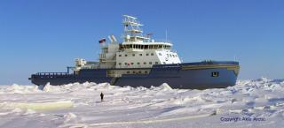 Aker Arctic and ICEYE to provide satellite ice information