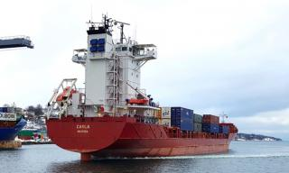 Viasea launches new weekly service to Kristiansand
