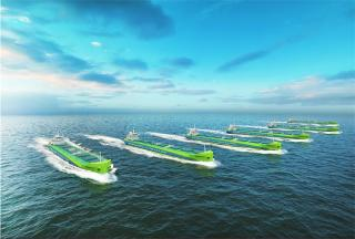 Project Forward paves the way for meeting IMO's reduction on CO2 emissions