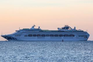 Port of Southampton welcomes Sun Princess on maiden call