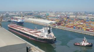 Freight traffic increases in Venice