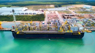 Sembcorp Marine's Brazilian shipyard completes Petrobras P-68 FPSO