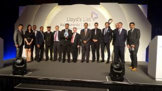 Teekay Tankers Wins Lloyd's List Asia Tanker Operator Of The Year