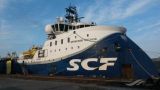 Sovcomflot extends charter for Vyacheslav Tikhonov