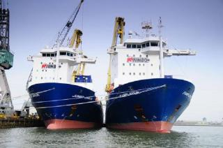 JUMBO awarded transportation and installation contract in Sergipe, Brazil